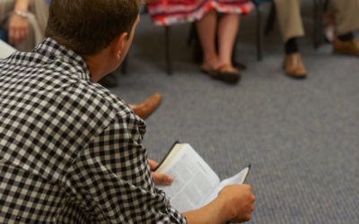 Sunday Night Adult Bible Study